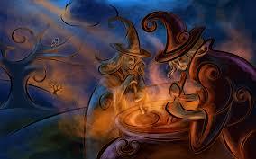 spooky halloween witches u2013 halloween wizard