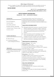 resume layout exles resume layout exle basic sle template intended for 89
