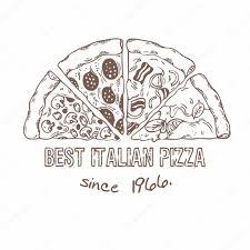 pizza stock vectors royalty free pizza illustrations depositphotos