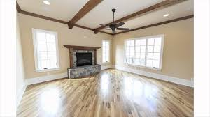 hickory hardwood flooring youtube