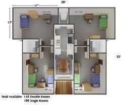 csu building floor plans university village floor plans university housing csu chico