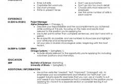 How Do You Write A Resume For A Job by Writing A Resume Haadyaooverbayresort Com