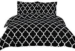 9 best black and white duvet covers that will make your bed pop