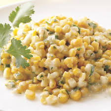 corn recipes for thanksgiving coconut creamed corn recipe eatingwell