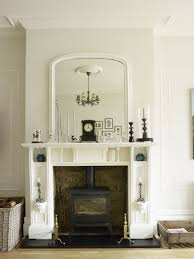 Over Fireplace Decor The 25 Best Mirror Above Fireplace Ideas On Pinterest Fireplace