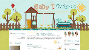 custom blog designs portfolio illustrated designs