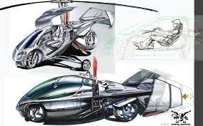 the molnar g2 flying car is a street legal gyrocycle insidehook