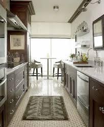 ideas for a galley kitchen galley kitchen 17 stylish design ideas modern mix fitcrushnyc