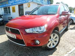 used mitsubishi outlander gx4 manual cars for sale motors co uk