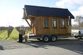 mobile tiny home plans a bed over my head b a norrgard