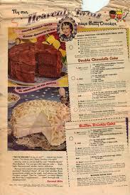Betty Crocker Halloween Cakes 687 best vintage food ads images on pinterest vintage food