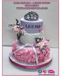 princess crown cake delhi pink crown cake new delhi online cake