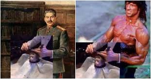 Monkey Jesus Meme - image result for monkey getting his haircut meme funny randomness