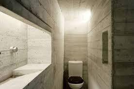 gestaltung badezimmer ideen gestaltung eines badezimmers aus beton kleine badezimmer