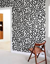 Stick On Wall Keith Haring Adhesive Wall Tiles Stick On Wall Tiles U2013 Blik