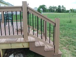 How To Build A Deck Handrail Kitchen Awesome How To Build A Deck Its Done Young House Love Hand