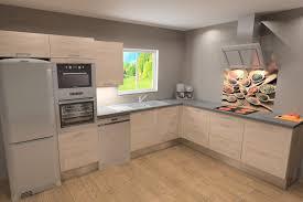 configurer cuisine implantation type cuisine pour la famille par venidom