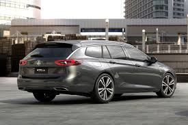 2018 opel insignia wagon 2018 holden commodore sportwagon revealed