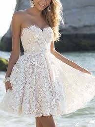 all white graduation dresses white graduation dresses bandeau lace crochet hollow bridesmaid