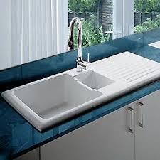 Kitchen Sink - Ceramic kitchen sink