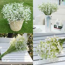 Home Decoration Products Online Shop Decorative Flowers U0026 Wreaths Online Gypsophila Baby Breath