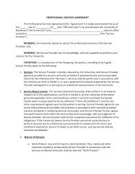 Cleaning Service Agreement Template 10 Service Forms For Varieties Of Purposes