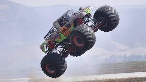 monster trucks on youtube videos monster truck teen takes on the pros youtube