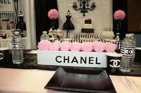 chanel baby shower chanel fashion bdashd events