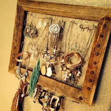 Western Home Decor Ideas Diy Western Jewelry Holder Beautiful Life Pinterest