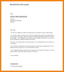 8 resignation letter to hr hr cover letter