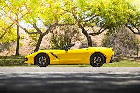 nissan 350z yellow convertible 2014 chevrolet corvette stingray z51 convertible first test