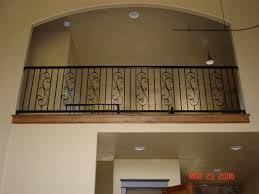 beautiful indoor balcony railing photos interior design ideas