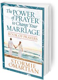 marriage prayers for couples a book of prayers for couples stormie omartian