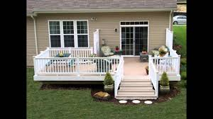 mobile home yard design awesome deck designs for mobile homes photos decorating design cheap