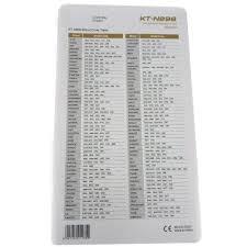 new for qunda gree lg chunlan kt n898 universal air conditioner