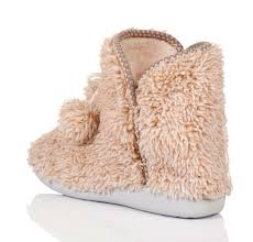 womens boots uk size 2 womens luxury slippers boots bootees faux fur fleece booties