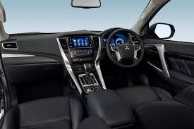 Mitsubishi Pajero 2008 Interior 2017 Mitsubishi Pajero Sport Exceed Review A Better Pajero Than