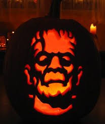 Best Halloween Pumpkin Carvings - crow rip pumpkin carving design halloween stuff pinterest