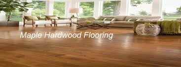 maple hardwood flooring a solid flooring choice