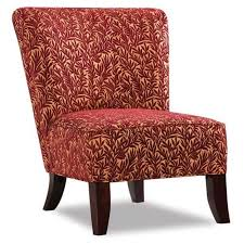Burgundy Accent Chair Terrific Red Accent Chair Brick Along With Hovertouch To Zoom In