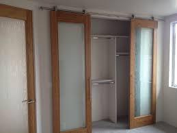 Closet Door Styles Barn Style With Glass Door Closet Radionigerialagos