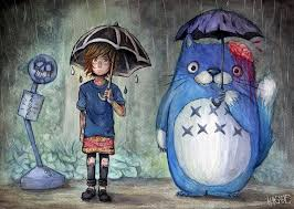 drop ded drop dead totoro by kagoe on deviantart