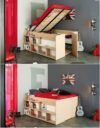 gain de place chambre lit gain de place ado armoire space