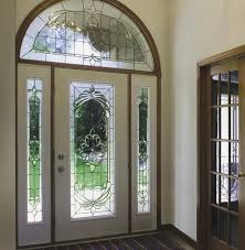 can you use an existing door for a barn door decorative glass inserts door glass inserts stained glass