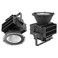 commercial led flood lights 500w led floodlight cree chip meanwell driver high bay light