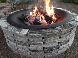 Fire Pit Price - the ae recycled granite patio fire pit brings the beauty of stone