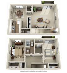 Two Bedroom Duplex One Bedroom Two Bedroom Archives Sandpiper Apartments