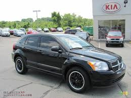 dodge caliber sxt in black car pin x cars