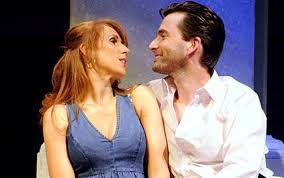 david tennant and catherine tate make a classic double act telegraph