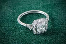 platinum vintage rings images Vintage platinum engagement rings sam 39 s antique blog jpg